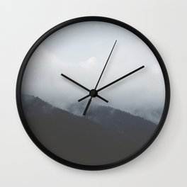silence beckons Wall Clock