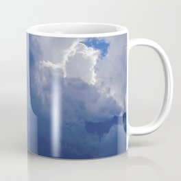 Mountains and clouds Coffee Mug