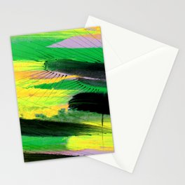 Abstraction 2A by Kathy Morton Stanion Stationery Cards