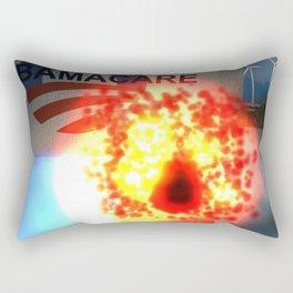 Fly: Effect Rectangular Pillow