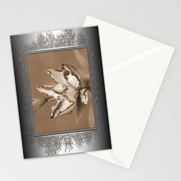 Double Asiatic Lily named Double Pleasure Stationery Cards