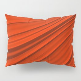 Renaissance Red Pillow Sham