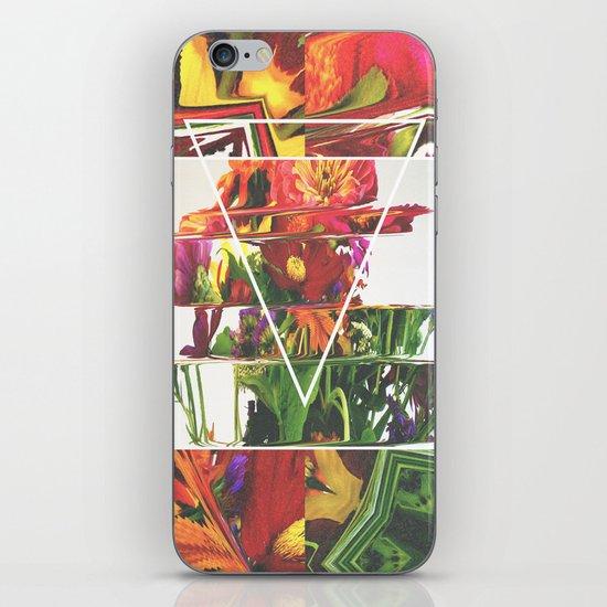 Fake Flowers iPhone & iPod Skin