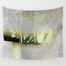 Transformative Space Revisited Wall Tapestry