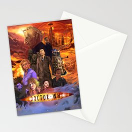 Doctor Who: Tenth Doctor Stationery Cards