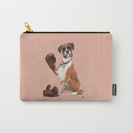 The Boxer (colour) Carry-All Pouch