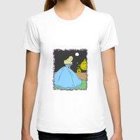 cinderella T-shirts featuring Cinderella by RaJess