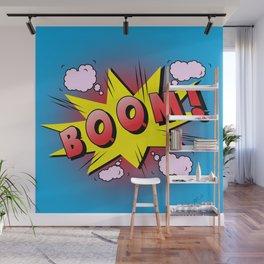 boom comics Wall Mural