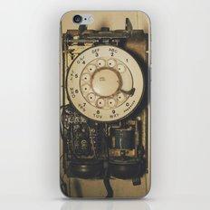 No Dial Tone iPhone & iPod Skin