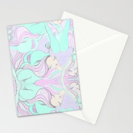 I like to day dream while I Yoga Stationery Cards