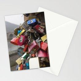 Heidelberg Love Locks Stationery Cards