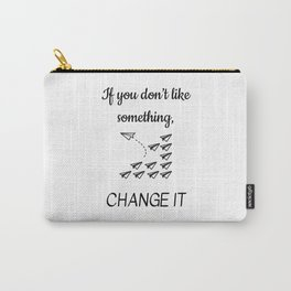 Change It Carry-All Pouch