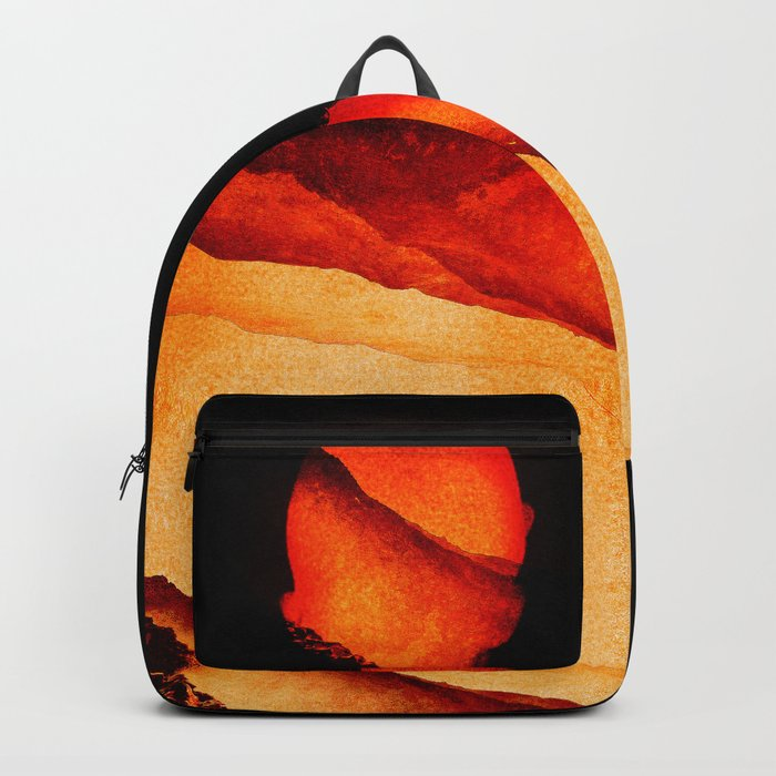 Love Aloneness Backpack