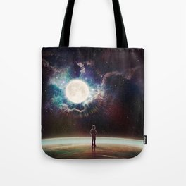 The Surface Of Things Tote Bag
