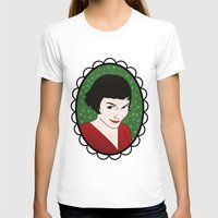 amelie T-shirts featuring Amelie by Pendientera