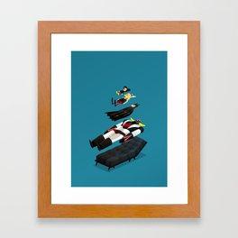 Psychoanalysis Framed Art Print