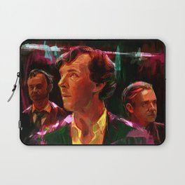 The Final Problem Laptop Sleeve
