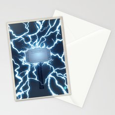 Hammer Time Stationery Cards