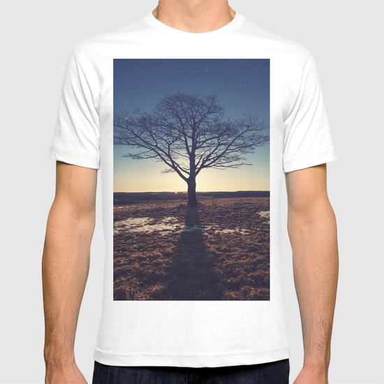 Backlit in Moonlight T-shirt
