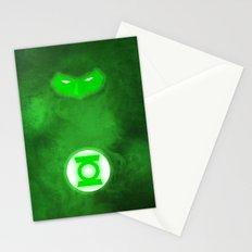 Green Lantern Stationery Cards