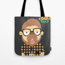 Mr.Bongo: Enjoy Life Tote Bag