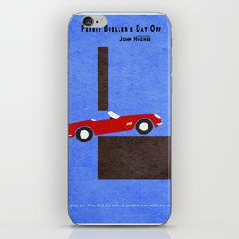 Ferris Bueller's Day Off iPhone Skin