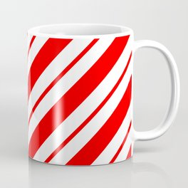 Peppermint Stripes Coffee Mug