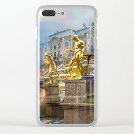 Saint Petersburg Clear iPhone Case