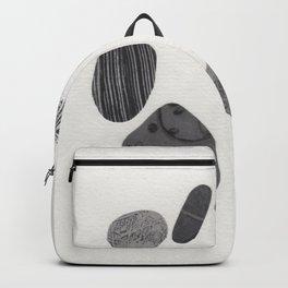 Circle Stones No.3 Backpack