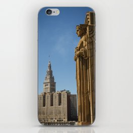CLE Towers iPhone Skin