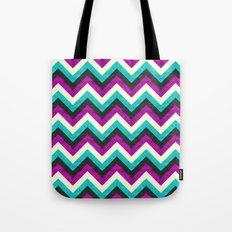 Chevron - Diva Tote Bag