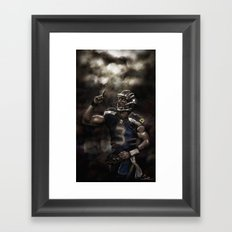 Dangeruss Framed Art Print