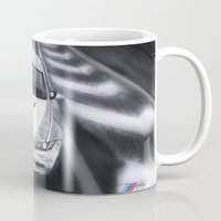 blueprint Mugs featuring M3 Blueprint by Propellorhead