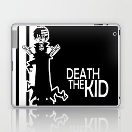 Death the Kid Laptop & iPad Skin