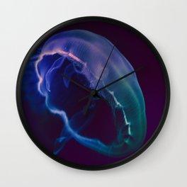 Gelatinous Jellyfish Wall Clock