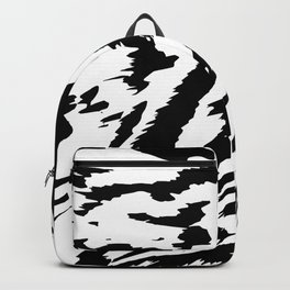 Hype Divine - B&W Backpack