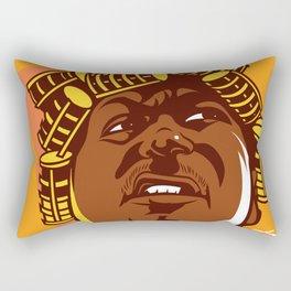 BIG WORM Rectangular Pillow