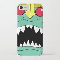 thundercats iPhone & iPod Cases featuring Mumm-Ra - Thundercats by Dukesman