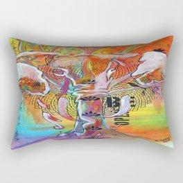 Elephant Song Rectangular Pillow