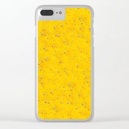 Rain Rain Rain. Clear iPhone Case