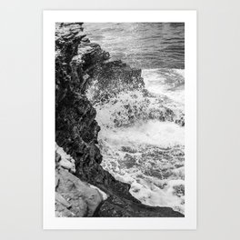 Cabrillo II Art Print