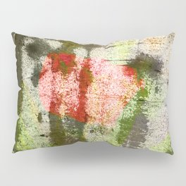 Structured Tulips Pillow Sham
