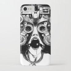 asc 712 - Le masque de la Méduse (Object woman) iPhone 7 Slim Case