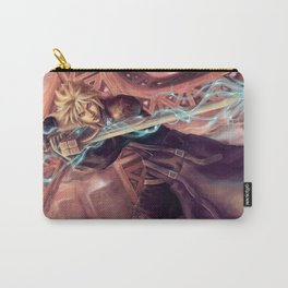 FFVII Advent Children Cloud Carry-All Pouch