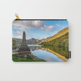 Crafnant Lake Obelisk Carry-All Pouch