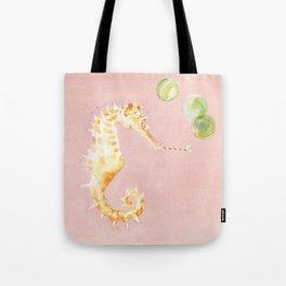 Sea Soap Tote Bag