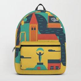 My capital Backpack