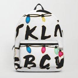 Stranger T - Wall Backpack