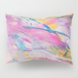 Finding Happiness Pillow Sham