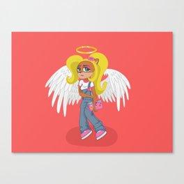 Coco Bandicoot Canvas Print